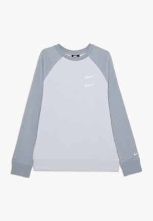 CREW - Sudadera - football grey/obsidian mist/white