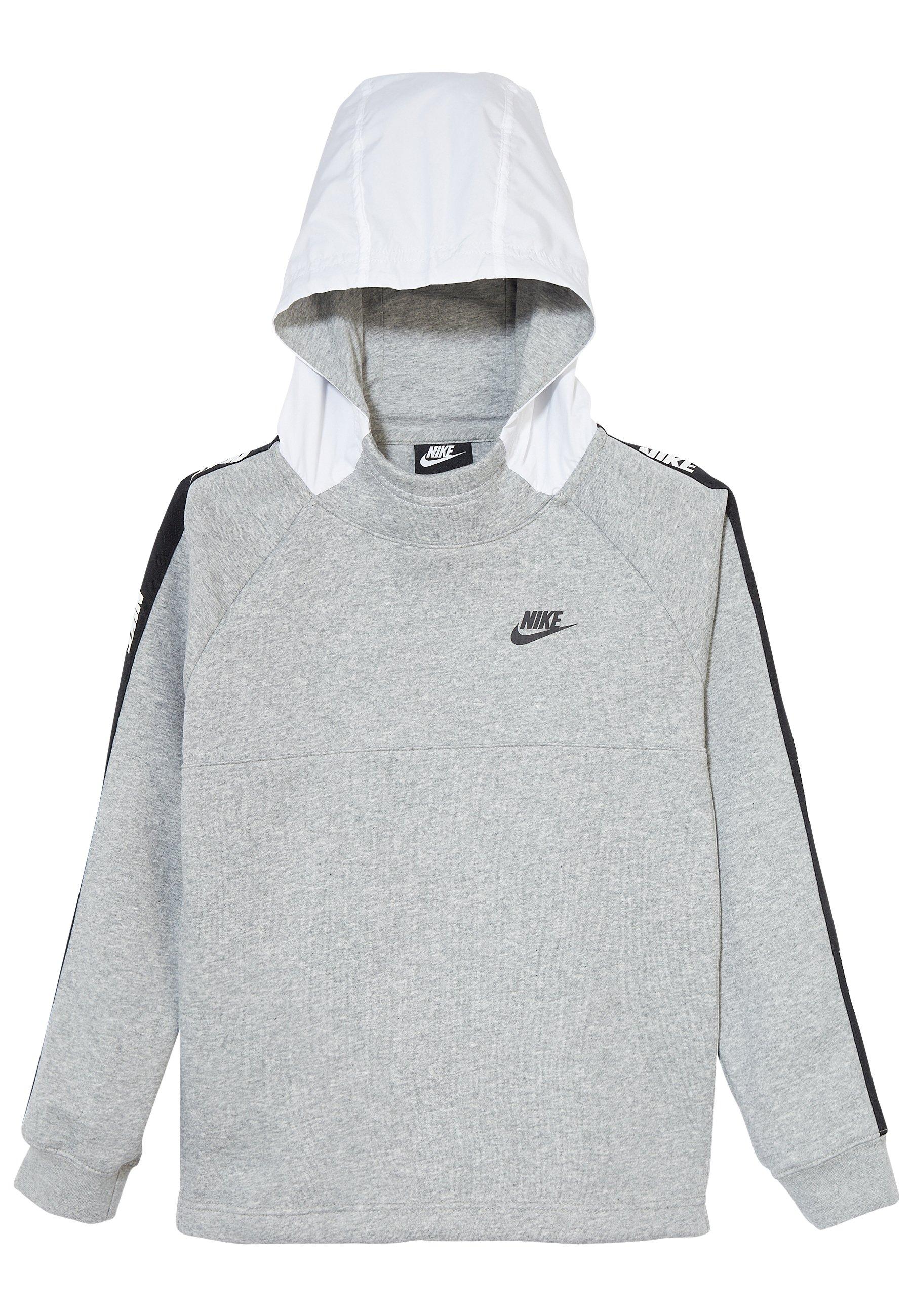 Nike Sportswear HYBRID Sweat à capuche blackcharcoal