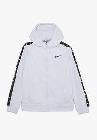 Nike Sportswear - HOODY TAPE - Mikina na zip - grey - 0