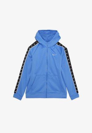 HOODY TAPE - Zip-up hoodie - pacific blue