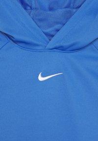 Nike Sportswear - HOODY TAPE - Sweat à capuche - pacific blue - 4