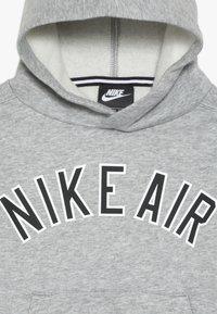 Nike Sportswear - AIR  - Luvtröja - dark grey heather - 4