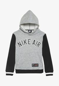 Nike Sportswear - AIR  - Luvtröja - dark grey heather - 3