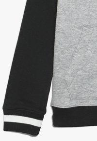 Nike Sportswear - AIR  - Luvtröja - dark grey heather - 2