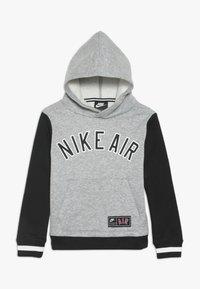 Nike Sportswear - AIR  - Luvtröja - dark grey heather - 0