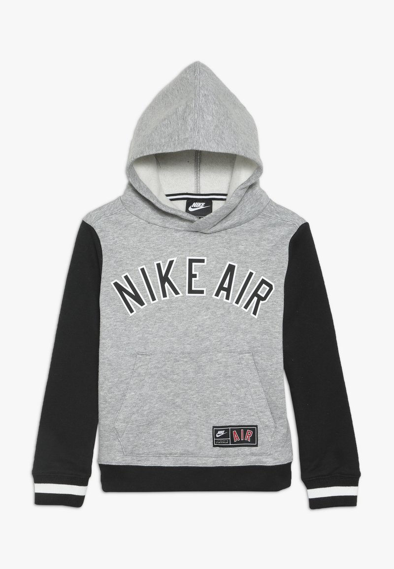 Nike Sportswear - AIR  - Luvtröja - dark grey heather