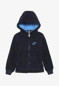 Nike Sportswear - FUTURA - Fleecejacke - obsidian - 2