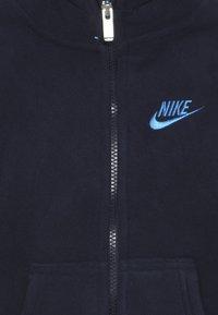Nike Sportswear - FUTURA - Fleecejacke - obsidian - 3