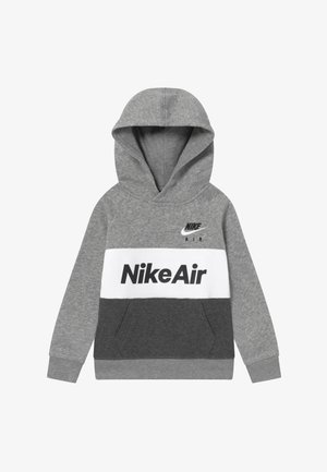 NIKE AIR - Sweatshirt -  grey heather