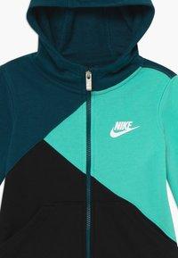Nike Sportswear - AMPLIFY  HOOD - veste en sweat zippée - blue void - 3