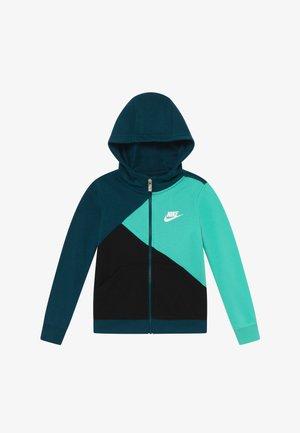 AMPLIFY  HOOD - veste en sweat zippée - blue void