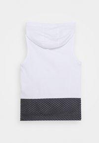 Nike Sportswear - SLEEVELESS HOODED - Top - white - 1