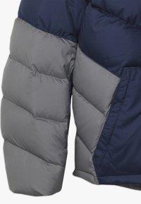 Nike Sportswear - Winter jacket - midnight navy/gunsmoke/white - 2