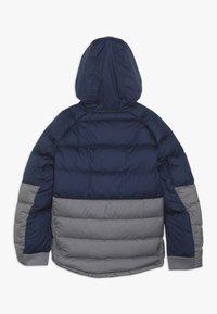 Nike Sportswear - Winter jacket - midnight navy/gunsmoke/white - 1