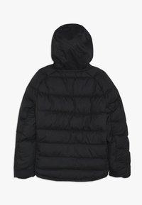 Nike Sportswear - Vinterjakke - black/white - 1