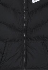 Nike Sportswear - Vinterjakke - black/white - 4