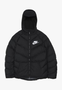 Nike Sportswear - Vinterjakke - black/white - 0