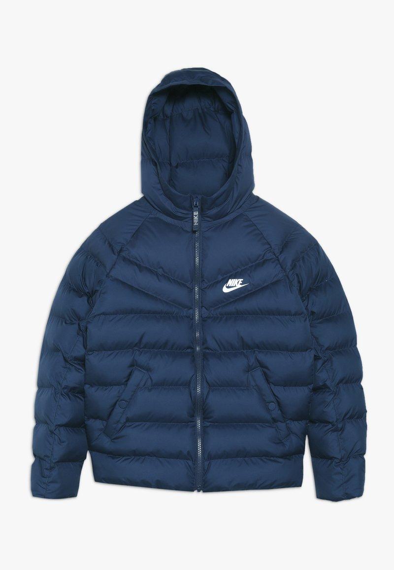 Nike Sportswear - JACKET FILLED - Winterjas - midnight navy/white