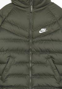 Nike Sportswear - JACKET FILLED - Vinterjakke - medium olive - 3