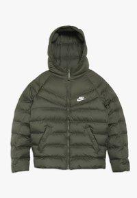 Nike Sportswear - JACKET FILLED - Vinterjakke - medium olive - 0