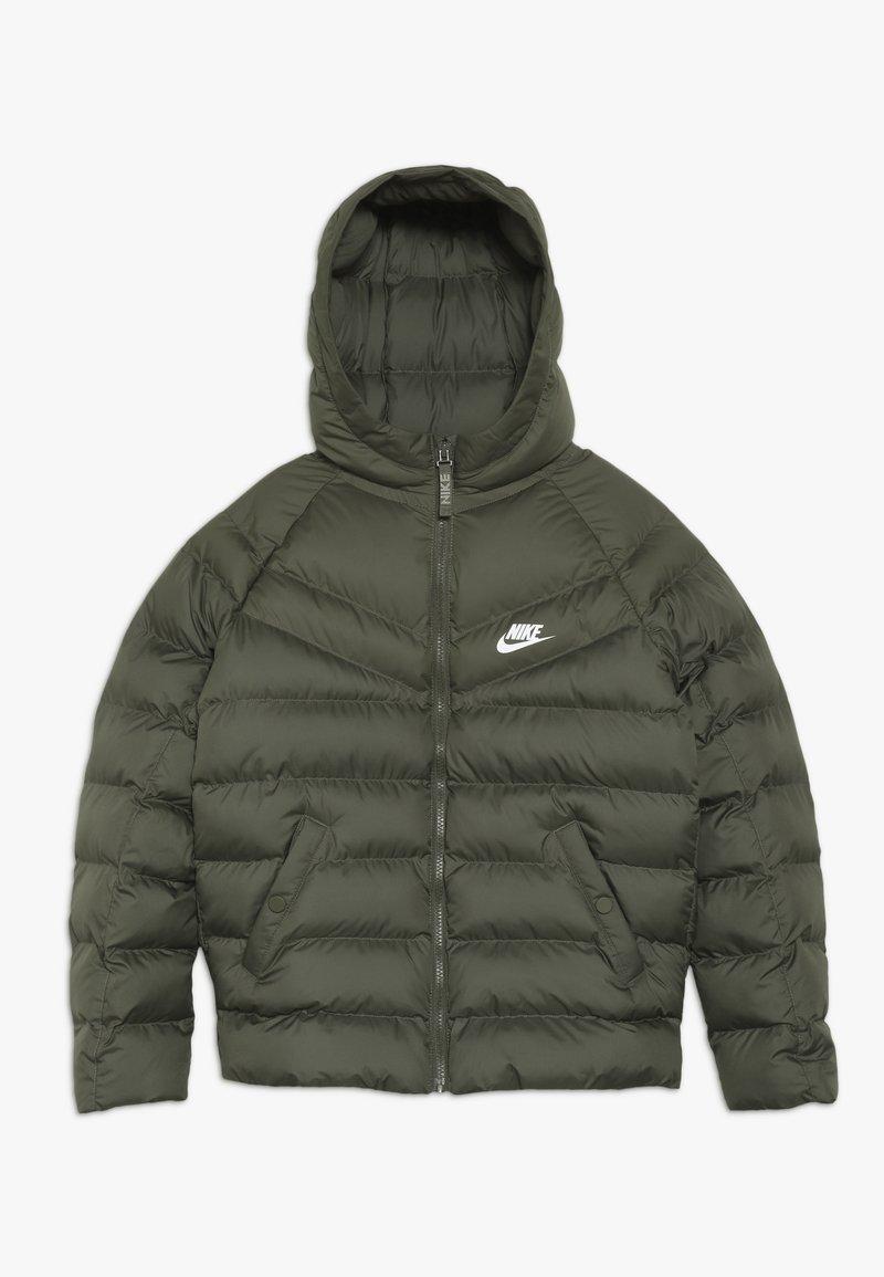 Nike Sportswear - JACKET FILLED - Vinterjakke - medium olive