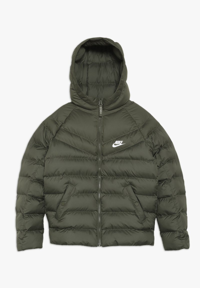 Nike Sportswear - JACKET FILLED - Kurtka zimowa - medium olive