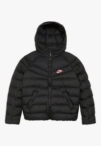 Nike Sportswear - JACKET FILLED - Vinterjakke - black - 0