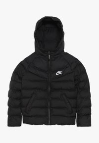 Nike Sportswear - JACKET FILLED - Vinterjakke - black/white - 0