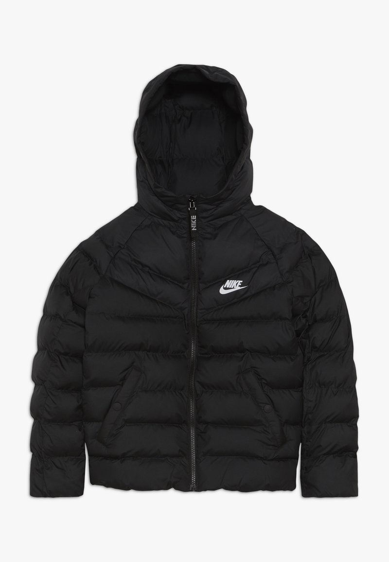 Nike Sportswear - JACKET FILLED - Vinterjakke - black/white