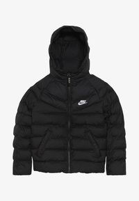 Nike Sportswear - JACKET FILLED - Vinterjakke - black/white - 2