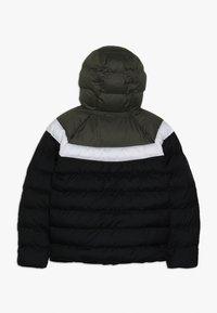 Nike Sportswear - JACKET FILLED - Veste d'hiver - black/medium olive/white - 1