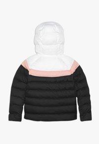 Nike Sportswear - JACKET FILLED - Winterjas - black/white/bleached coral - 1