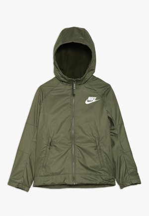 Light jacket - medium olive/legion green/white