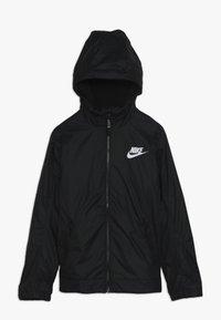 Nike Sportswear - Light jacket - black/white - 0