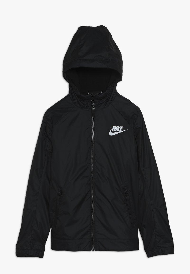Nike Sportswear - Übergangsjacke - black/white