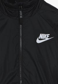 Nike Sportswear - Light jacket - black/white - 5
