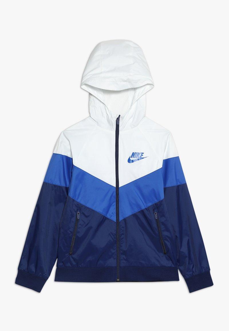 Nike Sportswear - Trainingsjacke - summit white/game royal/blue void