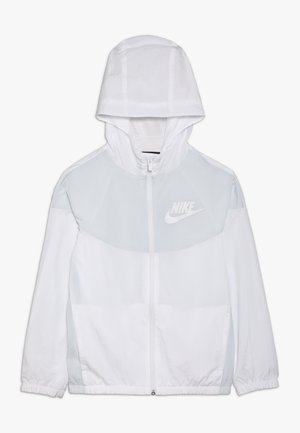 JACKET - Training jacket - white/pure platinum