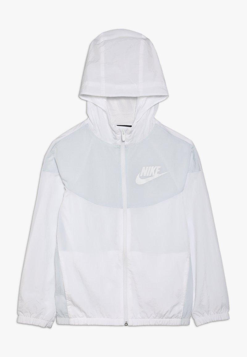 Nike Sportswear - JACKET - Giacca sportiva - white/pure platinum