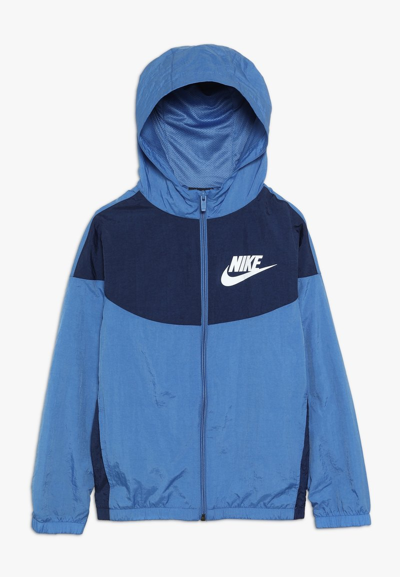 Nike Sportswear - JACKET - Training jacket - mountain blue/midnight navy/white