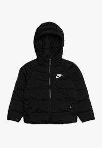 Nike Sportswear - FILLED JACKET - Vinterjakke - black - 0