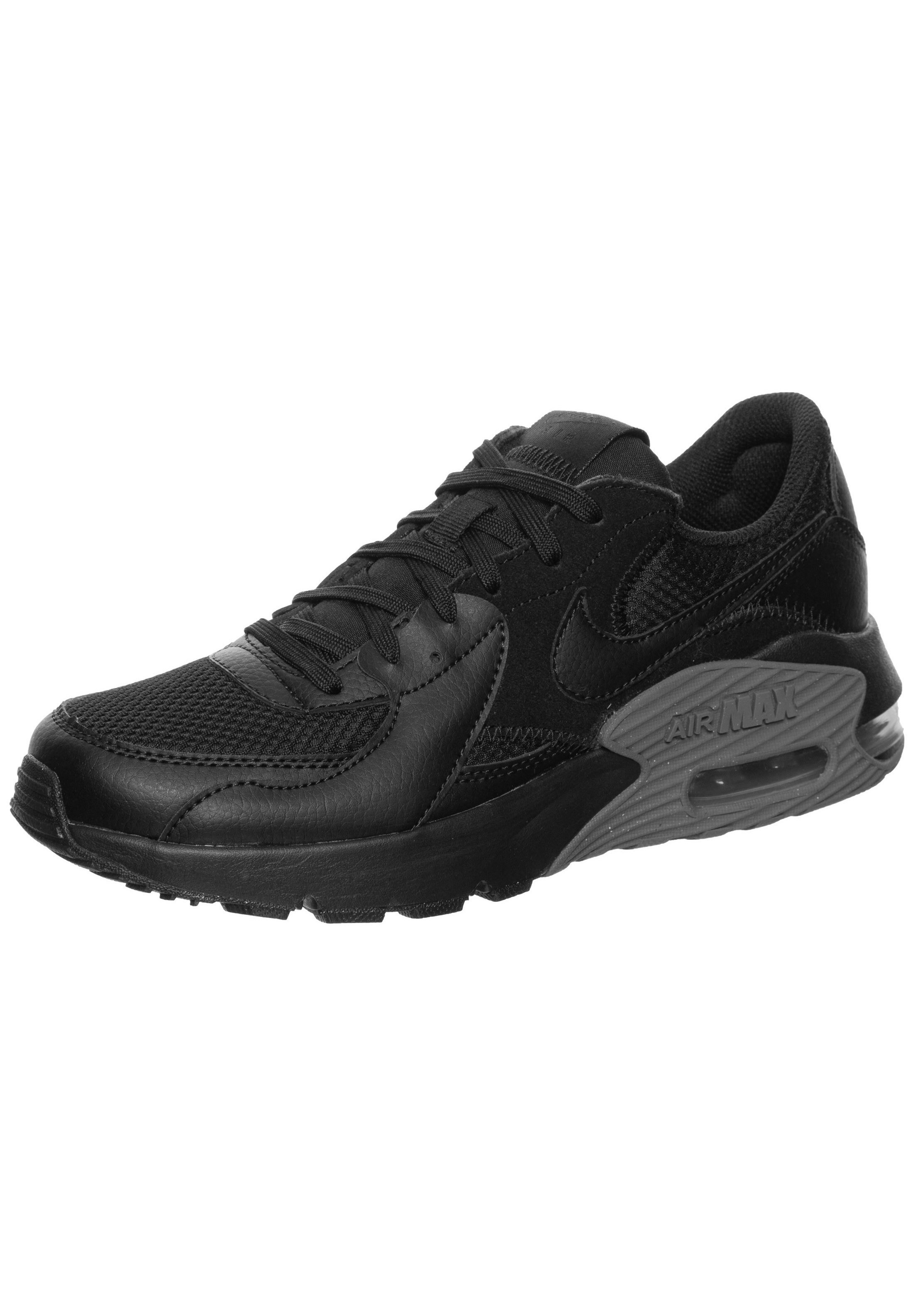 Nike Sportswear Sneaker low - black/dark grey 8eJ1v4
