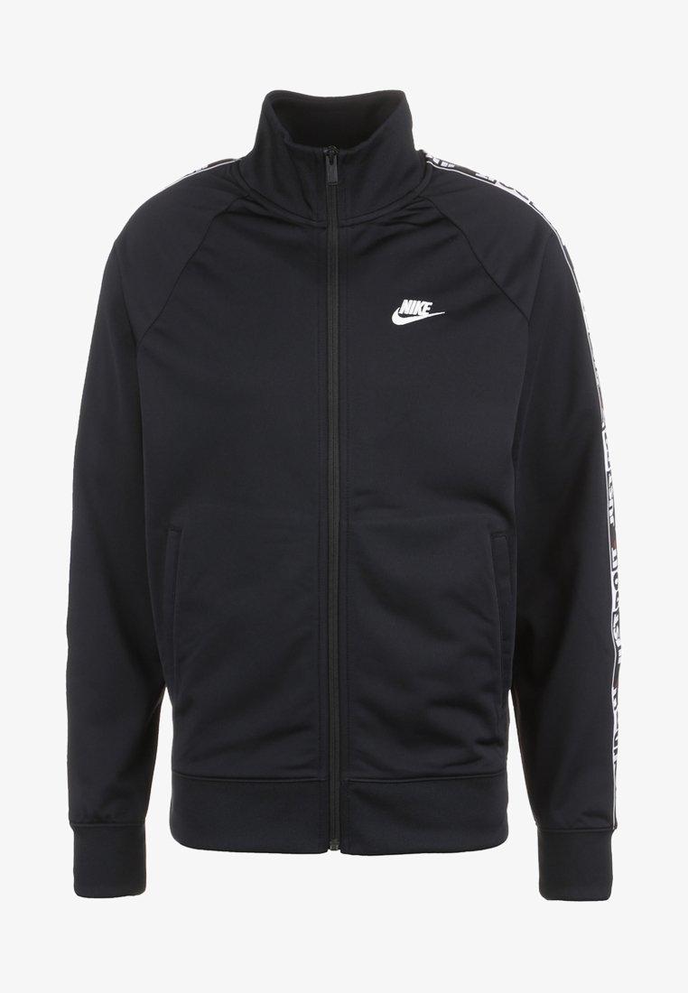 Nike Sportswear - JUST DO IT  - Zip-up hoodie - black