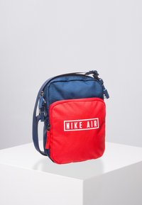 Nike Sportswear - HERITAGE AIR TASCHE - Across body bag - blue/red/white - 1