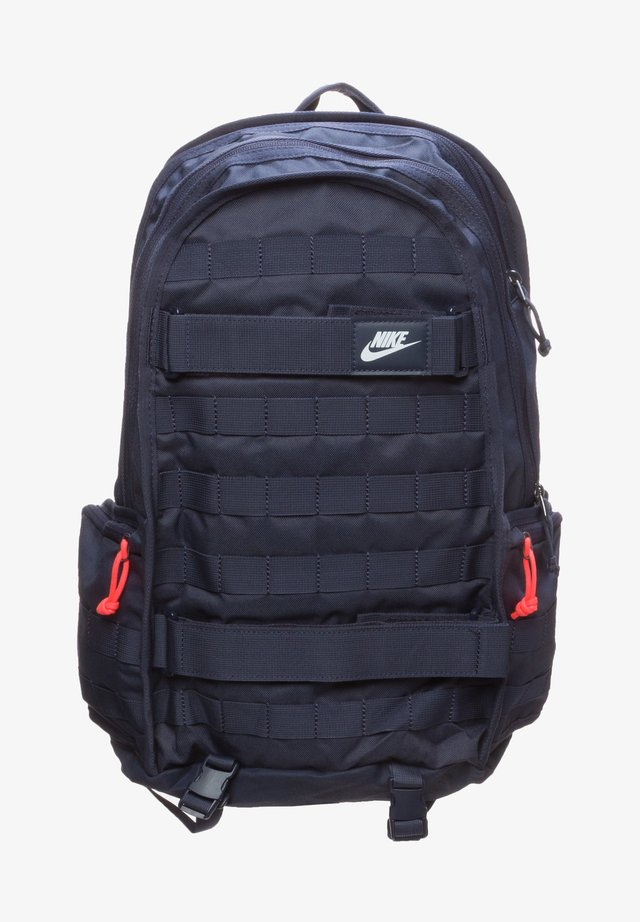 Backpack - gridiron white