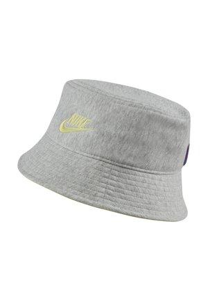 NIKE SPORTSWEAR WOMEN'S BUCKET HAT - Hattu - grey heather