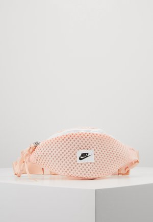 AIR WAIST PACK - Bum bag - washed coral/black