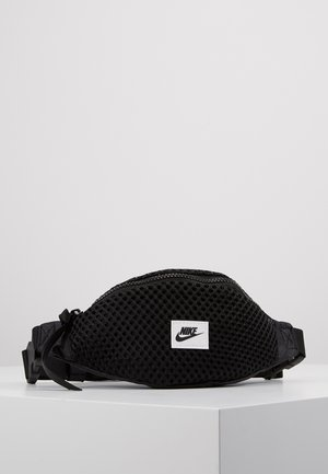 AIR WAIST PACK - Ledvinka - black