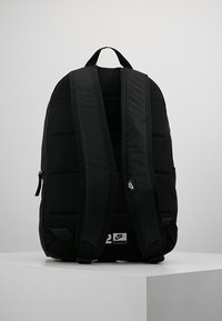 Nike Sportswear - HERITAGE - Rugzak - black/white - 2