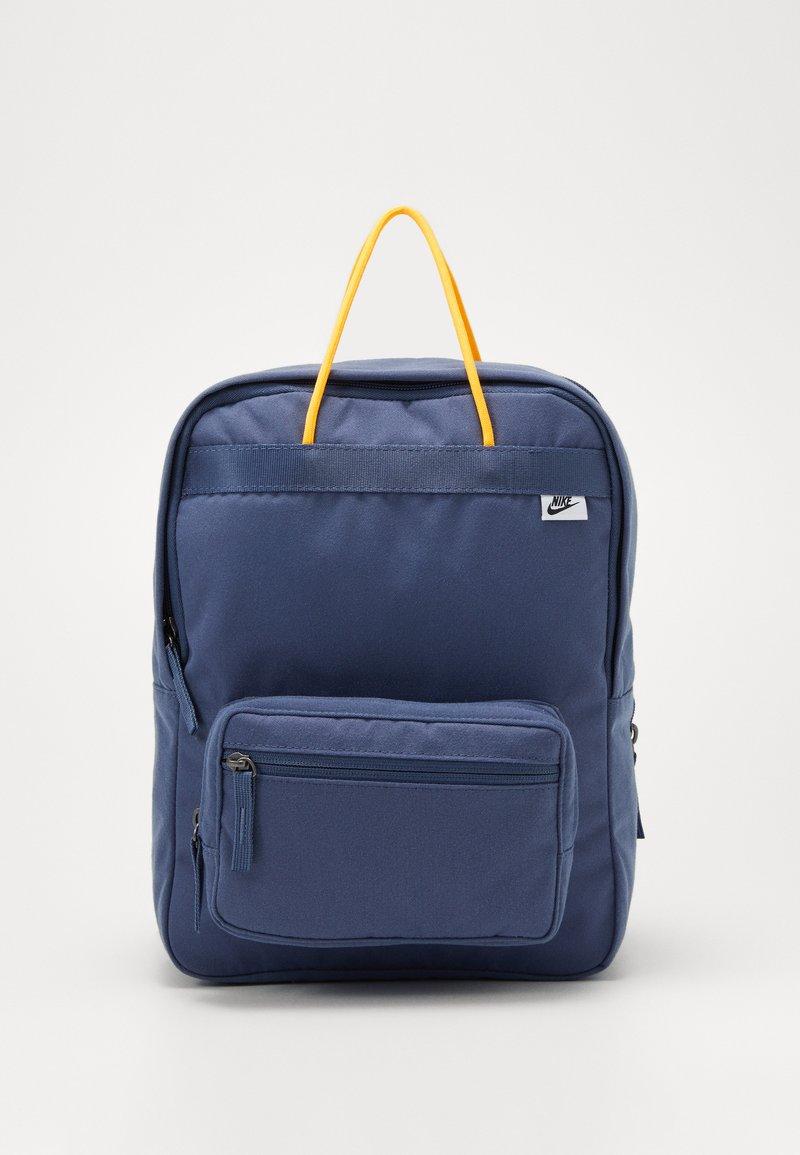 Nike Sportswear - TANJUN - Rucksack - diffused blue/diffused blue/black